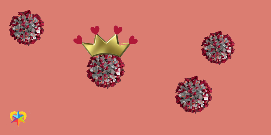 Coronavirus – Crown yourself